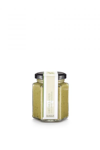 Grünes Gold - Senf mit Kürbiskernöl 190g