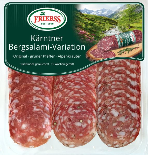 Frierss Bergsalamivariation