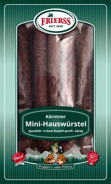 Kärntner Mini Hauswürstel lang 500g