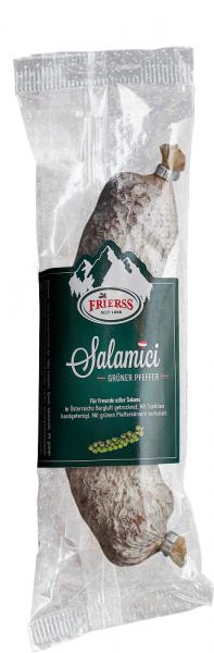 Salamici grüner Pfeffer 240g