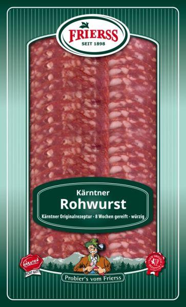 Kärntner Rohwurst 100g geschnitten