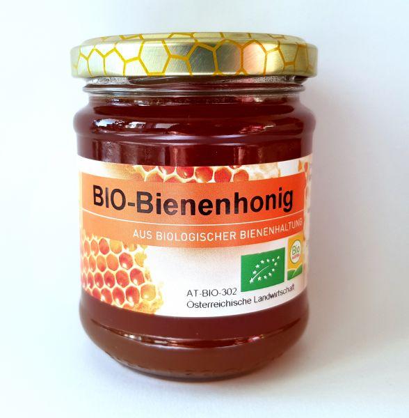 Bio Bienenhonig 250g
